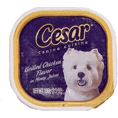 Cesar 3.5OZ ChickenFood