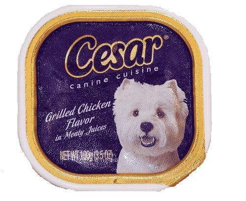 3.5OZ Cesar ChickenFood