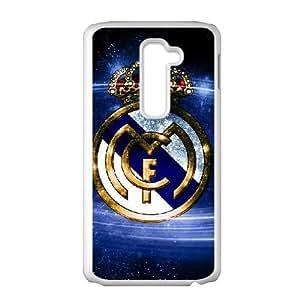 LG G2 Phone Cases White Real Madrid BOK506837