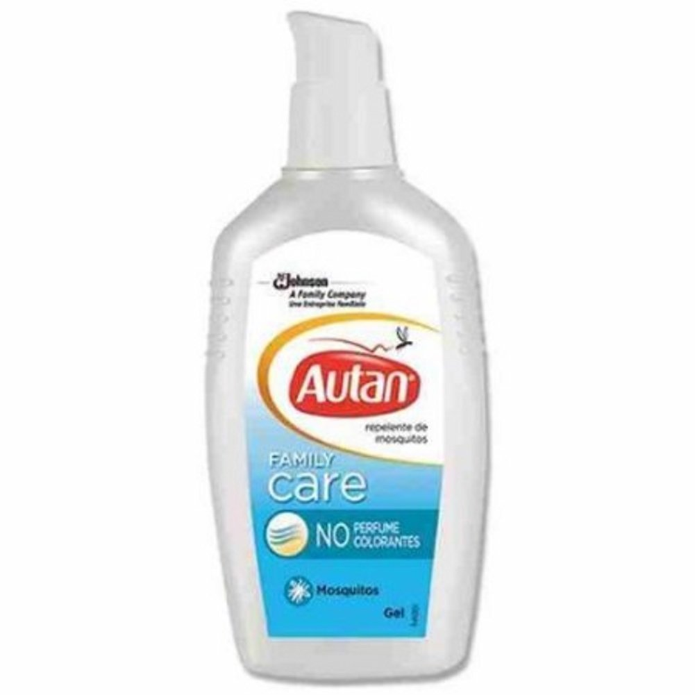 Autan Gel Family Care - effectively protect exposed areas of insect bites (100 ml)