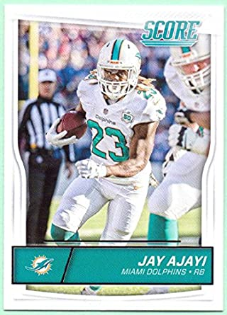 Jay Ajayi 2016 Score  171 - Miami Dolphins at Amazon s Sports ... 7b4efec85