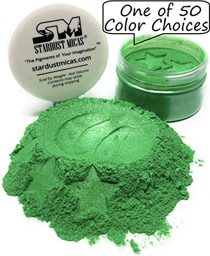 Green Pigment Powder for