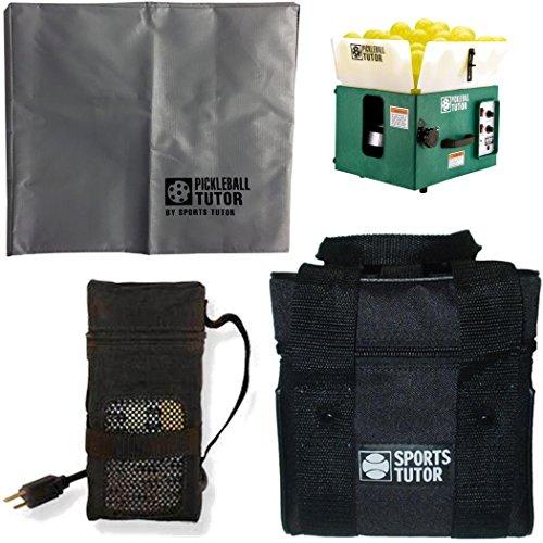 Oncourt Offcourt The Pickleball Tutor Portable Ball Machine External AC Power ()