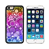 Apple iPhone 6 6S Aluminum Case Background with circles IMAGE 36004269 by MSD Customized Premium Deluxe Pu Leather generation Accessories HD Wifi Luxury Protector