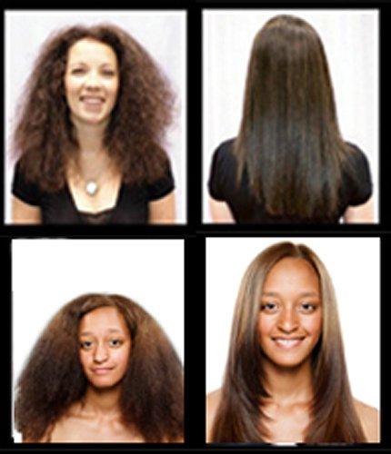 Moroccan Keratin Most Effective Brazilian Keratin Hair Treatment SET 120ML x4 Professional Salon Formula Shipping Available Worldwide by Moroccan Keratin (Image #5)