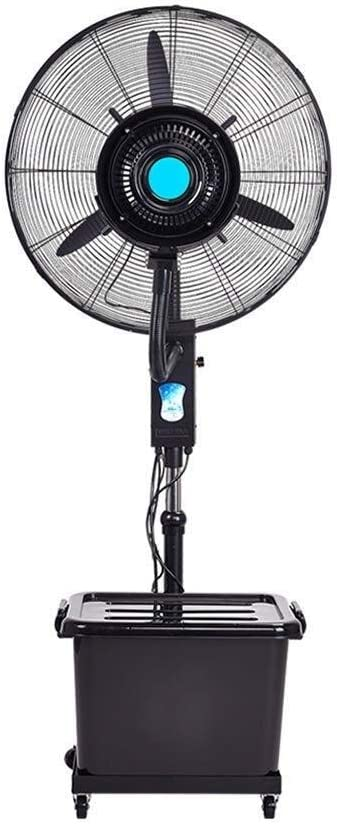El ventilador de piso, el ventilador de enfriamiento de ...