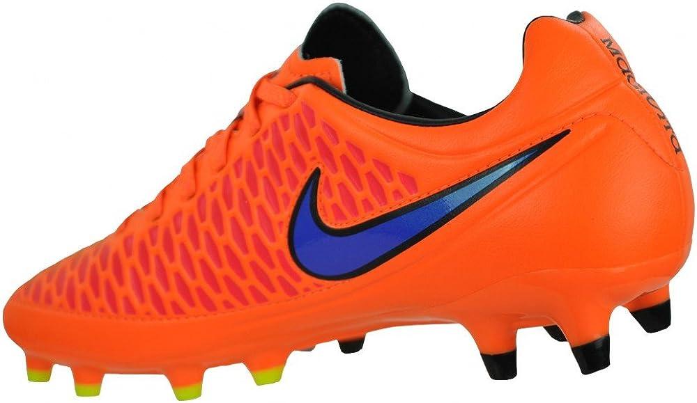 Nike 651329 770, Chaussures de Football Homme Orange
