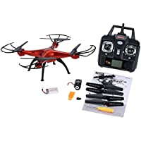 Goolsky Syma X5SC/X5SC-1 Drone with HD Camera 2.0MP 2.4Ghz 4CH 6-Axis Gyro RC Headless Quadcopter