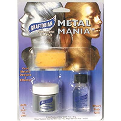 Graftobian Metal Mania Makeup Kit