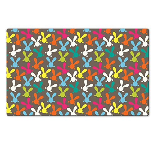 luxlady-natural-rubber-large-table-mat-id-44243303-colorful-seamless-pattern-with-easter-bunny-illus
