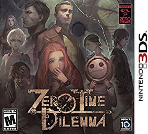 Zero Time Dilemma Nintendo 3DS by Aksys