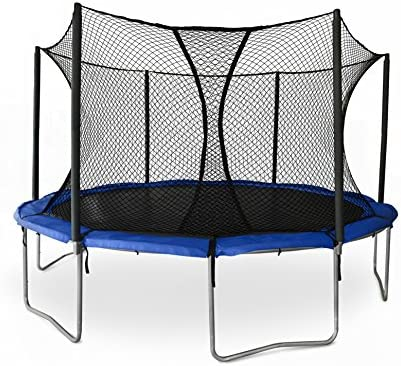 JumpSport SkyBounce Trampoline Enclosure Overlapping