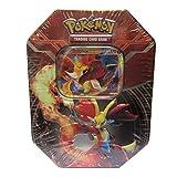 Pokemon Summer 2014 Delphox-EX Tin