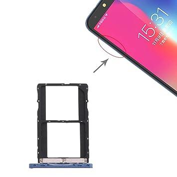 YANCAI Repuestos para Smartphone Bandeja de Tarjeta SIM + ...