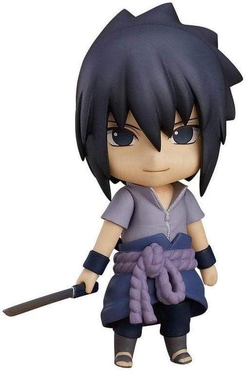 Good Smile Naruto Shippuden Sasuke Uchiha Nendoroid Action Figure