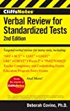CliffsNotes Verbal Review for Standardized Tests, 2nd Edition (CliffsNotes (Paperback))