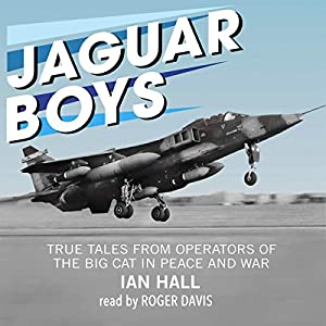Jaguar Boys Audiobook