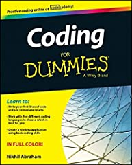 Coding For Dummies (9781118951309) is now being published as Coding For Dummies (9781119293323). While this version features an older Dummies cover and design, the content is the same as the new release and should not be considered a differen...