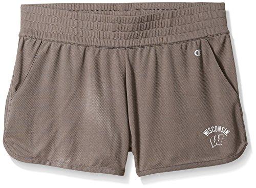 NCAA Women's Endurance Shorts Wisconsin Badgers X-Large