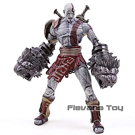 Amazon.com: Ghost of Sparta Kratos God of War PVC Action Figure Collectible Model Toy Gift Boxed: Toys & Games