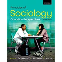 Principles of Sociology: Canadian Perspectives