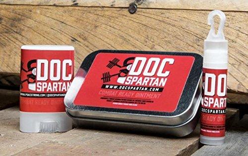 Amazon Com Doc Spartan Combat Ready Ointment Triple
