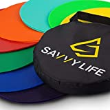 Savvy Life Poly Spot Markers - Set of 16