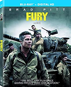 Fury [Blu-ray] from Sony Pictures Home Entertainment