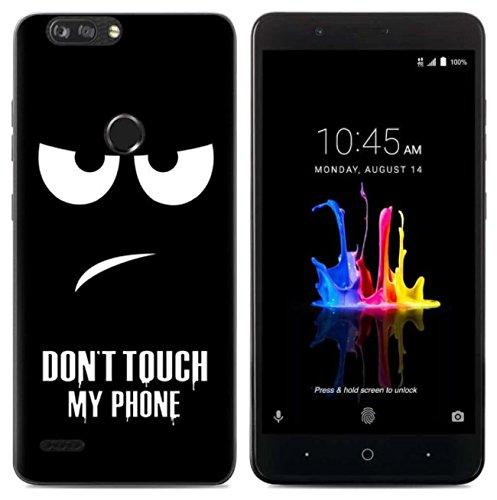 the latest e5e65 78e26 ZTE Z982 Case, ZTE Blade ZMax Case, ZTE Sequoia Case, ZTE Blade Zmax Pro 2  z982 Case, Mellonlu Luxury Slim Soft TPU Rubber Shockproof Protective Phone  ...