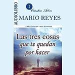 Las tres cosas que te quedan por hacer [The Three Things You Have Left to Do] | Mario Reyes
