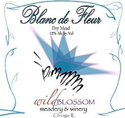 NV Wild Blossom Meadery & Winery Blanc de Fleur Mead 750 mL