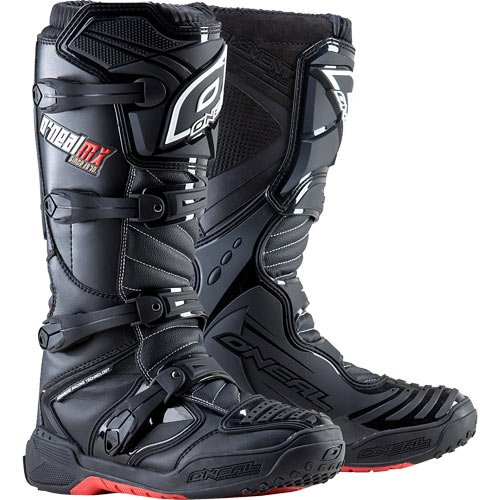 - O'Neal Element Limited Edition Boots (Black, Size 10)