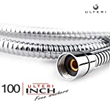 Shower Hose 100 inch (8.3 Ft.) for Hand Held Showerhead