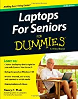 Laptops For Seniors For Dummies, 3rd Edition Front Cover