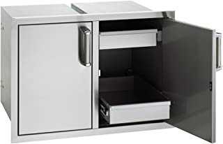 product image for Fire Magic 53930S-22 Double Drawer Access with Double Drawers - 20 x 14