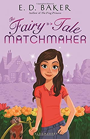 book cover of The Fairy-Tale Matchmaker