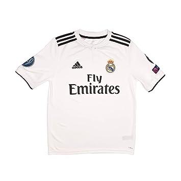 de4f53025d657 adidas Real Madrid UCL Primera Equipación 2018-2019 Niño