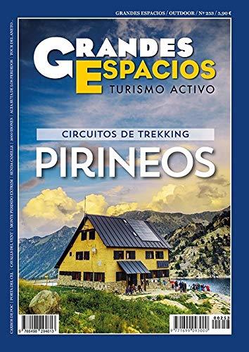 Circuitos de trekking en los Pirineos: Grandes Espacios 253 por Vv.Aa