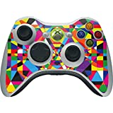 Geometric Xbox 360 Wireless Controller Skin - Parallel Vectors Vinyl Decal Skin For Your Xbox 360 Wireless Controller