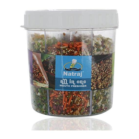 Natraj 6 In 1 Mukhwas Mouth Freshener - 350 Grams