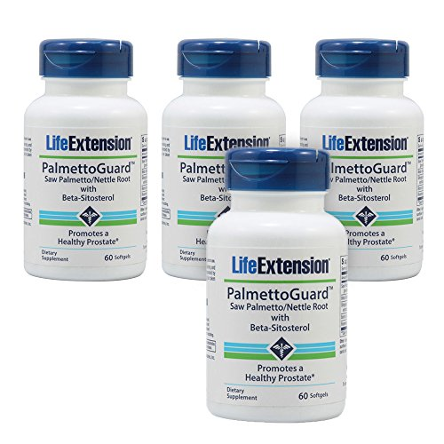 Life Extension PalmettoGuard Palmetto Beta Sitosterol product image