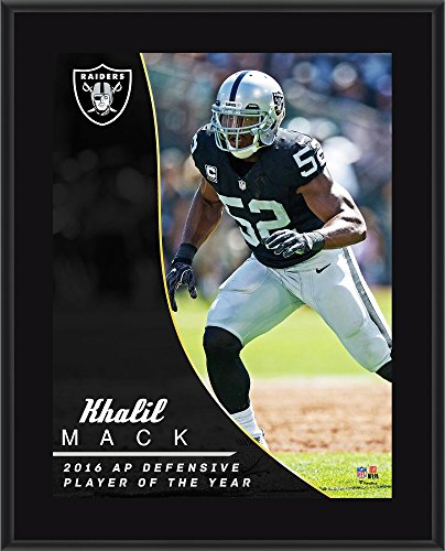 Khalil Mack Oakland Raiders 10.5
