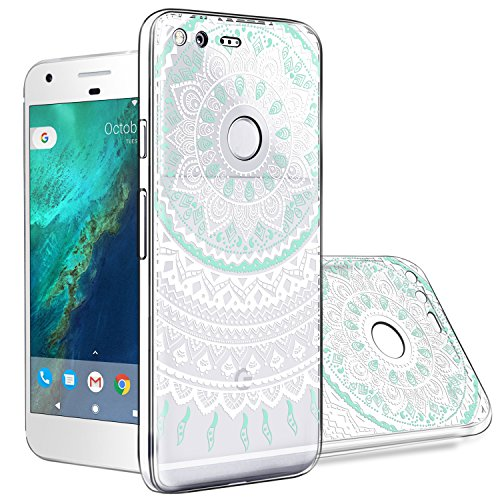 (Google Pixel Case, Topnow Shockproof Ultrathin Soft TPU Advanced Printing Pattern Phone Cases Glossy Drawing Design Cover for Google Pixel (Spiral Texture) )