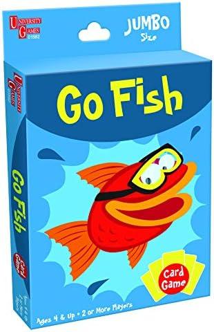 University Games Fish Card Game