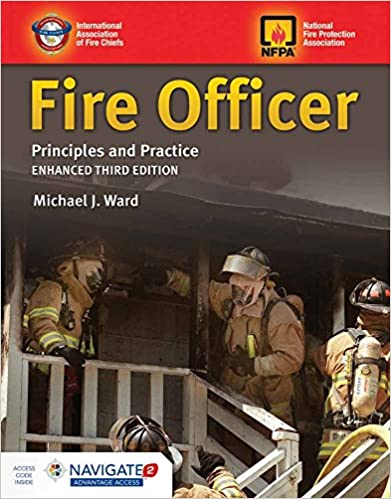 fire officer principles and practice michael j ward