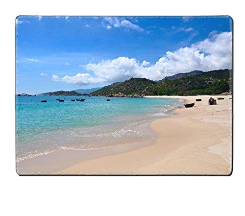 Liili Natural Rubber Placemat IMAGE ID: 15083375 beach Bai Dai Cam Ranh Nha Trang Vietnam (Vietnam Res)
