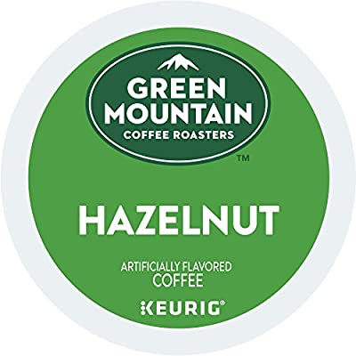 Green Mountain Coffee Hazelnut, K-Cup Portion Pack for Keurig K-Cup Brewers