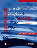 img - for Advanced: Spreadsheet Projects in Excel book / textbook / text book