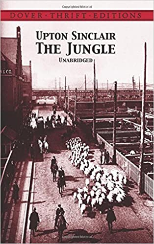 Book The Jungle (Dover Thrift)