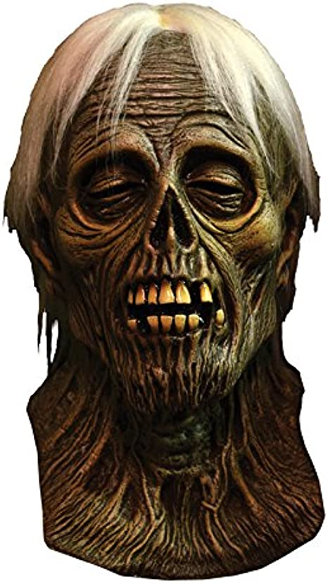 Officially Licensed Tales from the Crypt Quicksand Zombie Mask Adult Latex